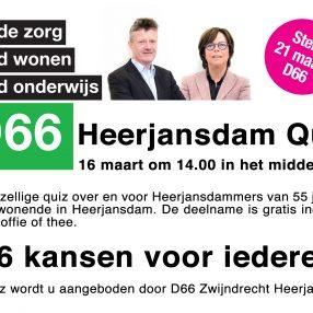 Heerjansdam Quiz