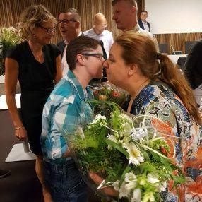Burgerraadslid Cynthia van der Graaf