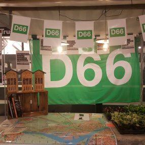 D66 op de Duurzaamheidsmarkt